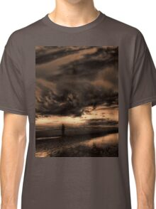 Another place at sunset  Classic T-Shirt