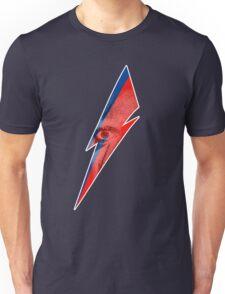 Bowie Bolt Unisex T-Shirt