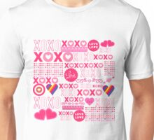 Hugs and kisses!! Unisex T-Shirt