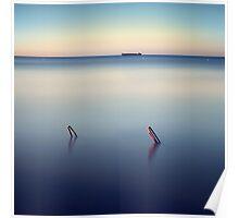 Sea solitude, study1 Poster