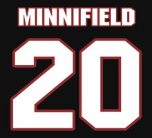 NFL Player Chase Minnifield twenty 20 by imsport