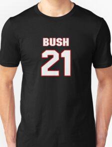 NFL Player Reggie Bush twentyone 21 T-Shirt