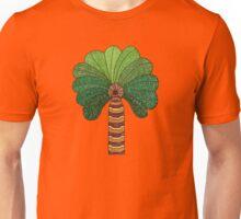 palm tree illustration Unisex T-Shirt