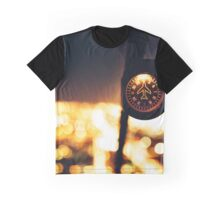 helicopter compass Graphic T-Shirt