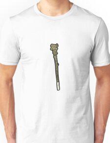 cartoon wooden staff Unisex T-Shirt