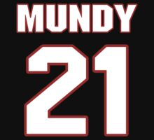 NFL Player Ryan Mundy twentyone 21 by imsport