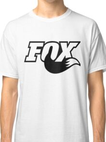 fox limited edition Classic T-Shirt
