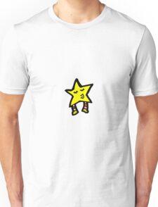 cartoon star character Unisex T-Shirt