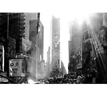 Broadway New York Photographic Print