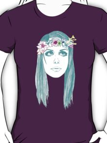Hippie Girl T-Shirt
