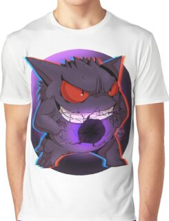 Pokemon - Ghost Haunter Graphic T-Shirt
