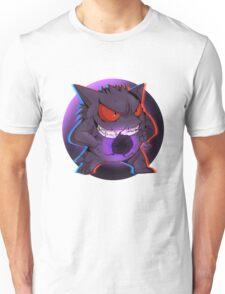 Pokemon - Ghost Haunter Unisex T-Shirt