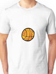 cartoon basketball Unisex T-Shirt