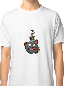 cartoon bomb Classic T-Shirt