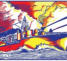 Battleship by Huey352