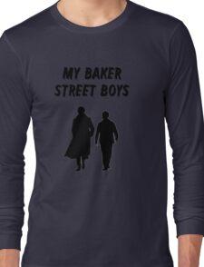 My Baker Street Boys {FULL} Long Sleeve T-Shirt