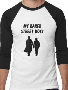 My Baker Street Boys {FULL} Men's Baseball ¾ T-Shirt