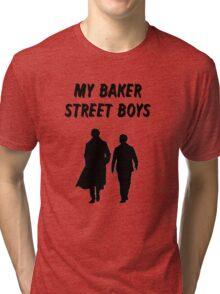 My Baker Street Boys {FULL} Tri-blend T-Shirt
