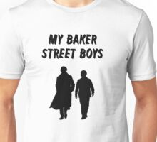 My Baker Street Boys {FULL} Unisex T-Shirt