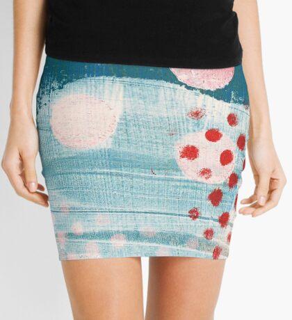Abstrakt XIV  Mini Skirt