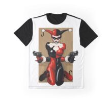 harley quin Graphic T-Shirt