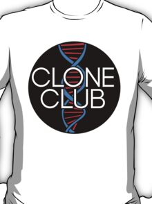Clone Club - Orphan Black T-Shirt