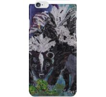 Stinky the Skunk iPhone Case/Skin