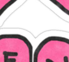 Tumblr Art Sticker Sticker