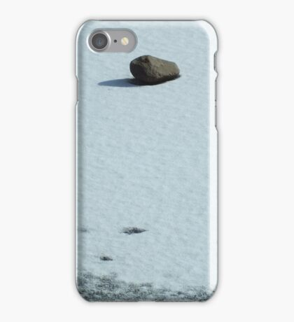 Zen Rock iPhone Case/Skin