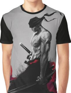 Zoro - Style painting Graphic T-Shirt