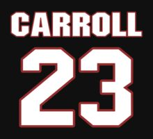 NFL Player Nolan Carroll twentythree 23 by imsport