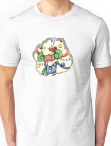 Christmas Whimsicott Unisex T-Shirt