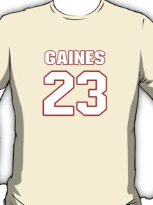 NFL Player Phillip Gaines twentythree 23 T-Shirt