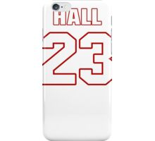 NFL Player DeAngelo Hall twentythree 23 iPhone Case/Skin