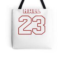 NFL Player DeAngelo Hall twentythree 23 Tote Bag