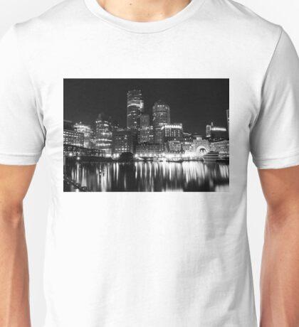 Silver City Edges Unisex T-Shirt