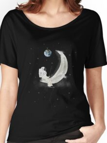 fishing for stars Women's Relaxed Fit T-Shirt