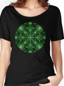 Undergrowth Mandala Women's Relaxed Fit T-Shirt