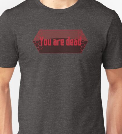SAO - You Are Dead Unisex T-Shirt