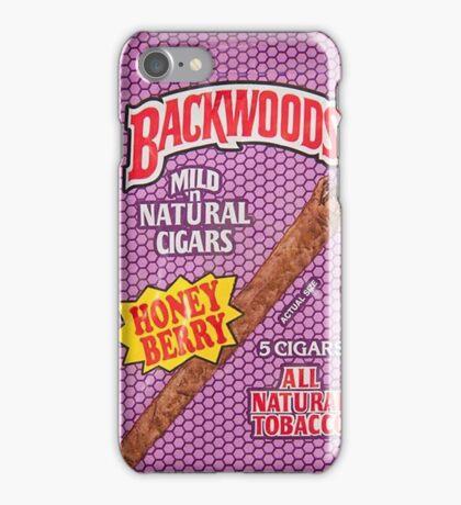 Backwoods iPhone Case/Skin