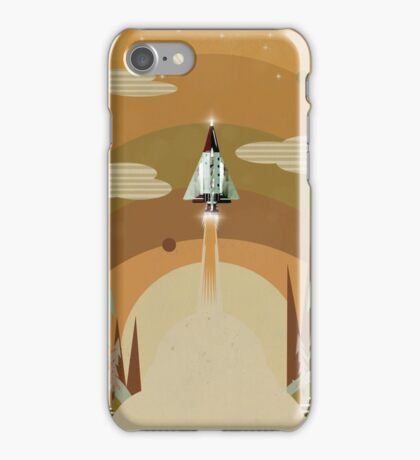 the adventure continues iPhone Case/Skin