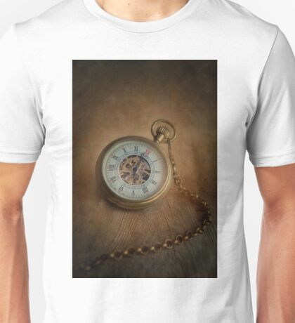 Time, time ,time... Unisex T-Shirt