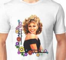 Olivia Newton-John  - Grease - Sandy Unisex T-Shirt