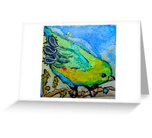Paisley Power Greeting Card