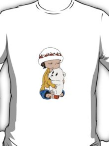 Trafalgar Law and Bepo T-Shirt