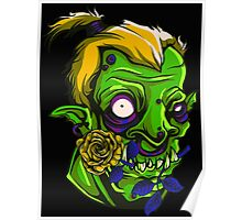 LOVE GHOUL - ZOMBIE Poster