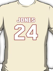 NFL Player Brandon Jones twentyfour 24 T-Shirt