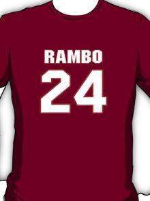 NFL Player Bacarri Rambo twentyfour 24 T-Shirt