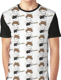 Meow deacon Graphic T-Shirt