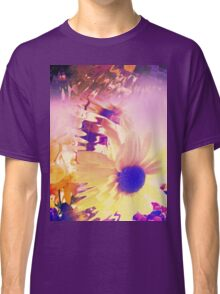Floral Abstract Classic T-Shirt
